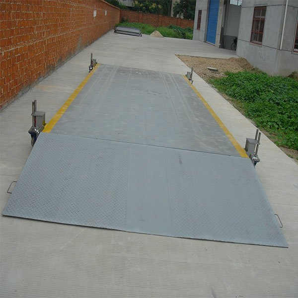 Movable Weighbridge Truck Scale The Best Price