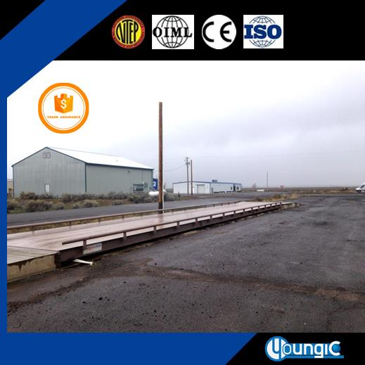 50 Ton Used Weighbridge Truck Weight Scales for Sale