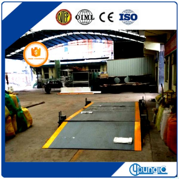 portable 50 tons weighbrdige weighing system