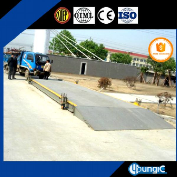 Buy Industrial Portable Electronic Weighbridge and House Suppliers