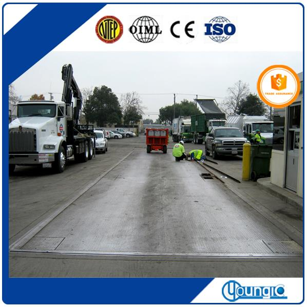 scale weigh bridge weighing