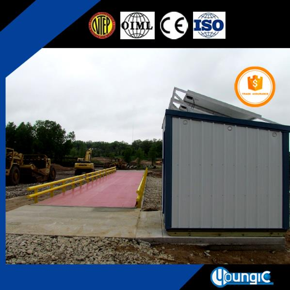 Electronic Vehicle Weighbridge Weighing System Manufacturer