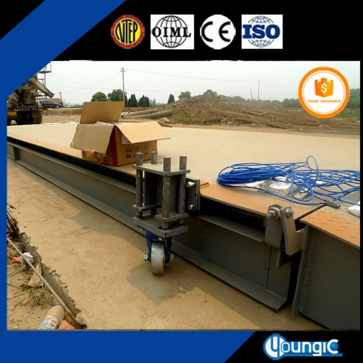 100 Ton Used Convenient Digital Truck Weighbridge Scale Factory Price