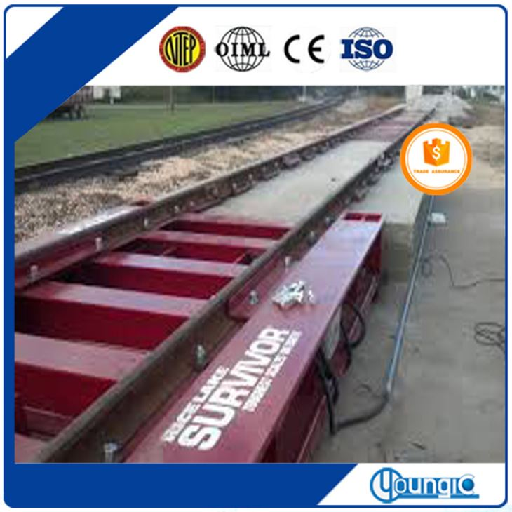 Shanghai 120 Ton Used Hot Product Railway Scale For Sale