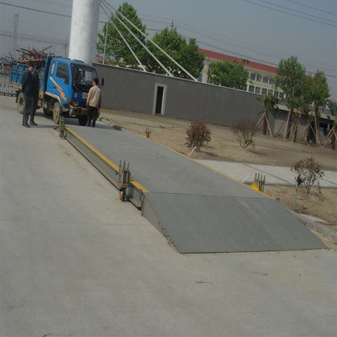 50 Ton Weighbridge Truck Scale System