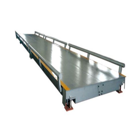 80 Ton Compressed Loadcell Weighing Truck Scale