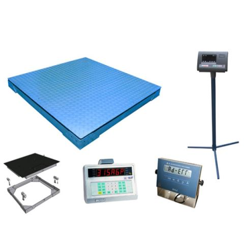 Bluetooth Floor Platform Weighing Scale