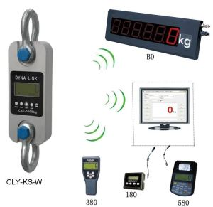 China Suppliers 100T Electronic Wireless LoadCell Dynamometer