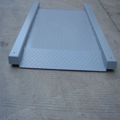 Low Profile Weighing Machine Platform Floor Scale