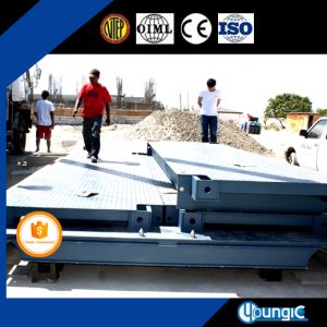 100 Tons Weighbridge Truck Weight Scales and Software