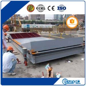 10 tons electronic weighbridge