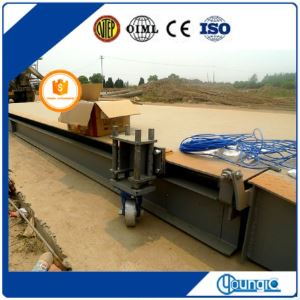 portable weighbridge car weighing machine