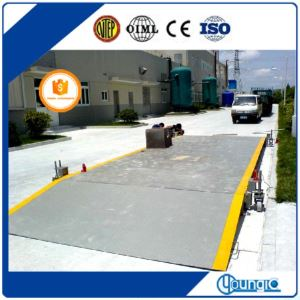 Portable Surface Mounted Weighing Weighbridge Rail Vehicle Weighing Scale Price