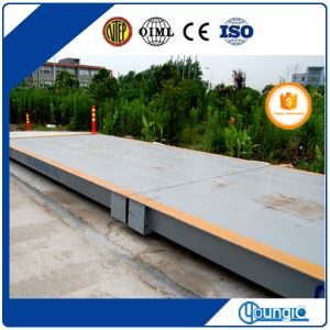 Electronic Sansui Lorry Weighbridge Meaning and Calibration