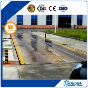 electronic road weighbridge weighing scales