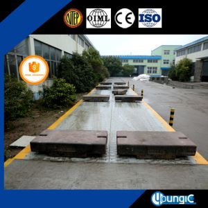 digital 80t weighbridge machine