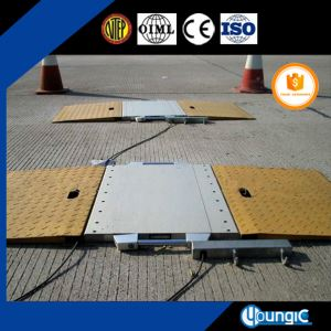 portable truck weight axle weighing scales