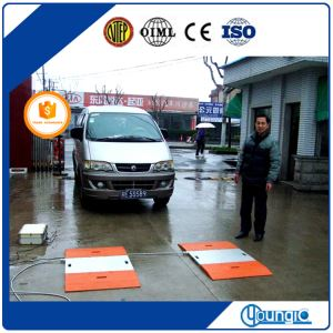 mobile weighbridge truck scales