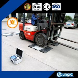 Customized Wheel Weighhing Scale and Axle Weighers