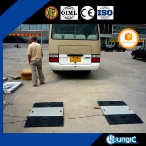 Digital Wheel Road Axle Pad Weighing Scale