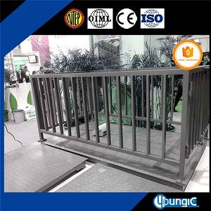 Portable Used Cattle Scales Platform for Sale