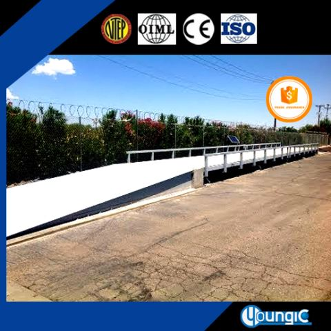 120 Ton Lorry Pit Weighbridge For Sale Manufacturer China
