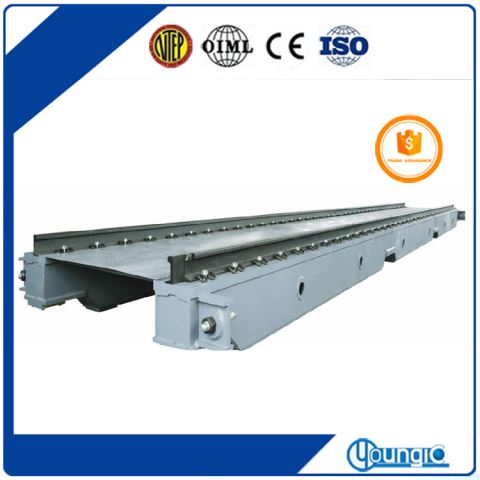 Chinese Supplier 120 Ton Used Track Electronic Weighing Scale The Best Price