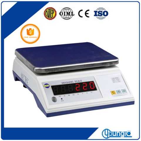 30KG Acs Wifi Electronic Weight Table Scale For Sale In China