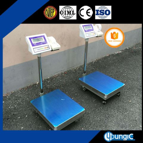 Electronic Bluetooth Bench Weighing Scale Cheap Price Factory Export