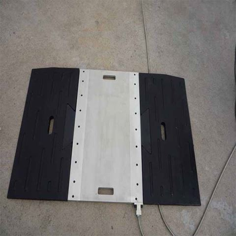 Portable Weighing Pads Dynamic Axle Scale