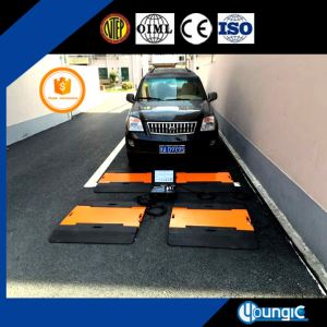 Shanghai 50 Ton Moveable Long Life Axle Truck Weighbridge Factory Export