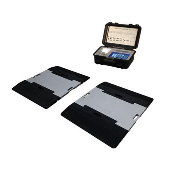 Wireless Axle Weigh Scale System Best Sale