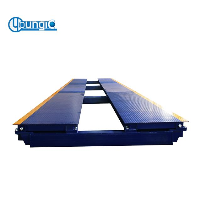 100 Ton Electronic Portable Weighbridge Heavy Duty Weighing Truck Scales Suppliers Pirce