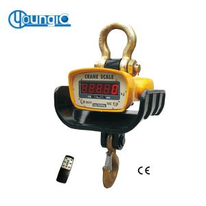 500KG 3T 5T OCS Wireless Hanging Balance Crane Scale Luggage Weighing Scale